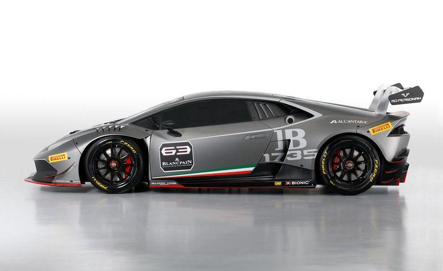2015 Lamborghini Huracán LP620-2 Super Trofeo - Slide 3