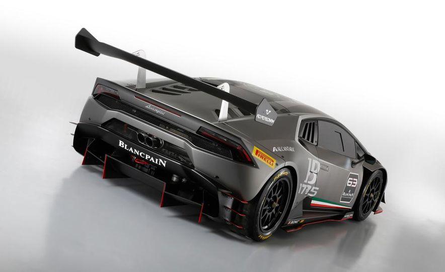 2015 Lamborghini Huracán LP620-2 Super Trofeo - Slide 4