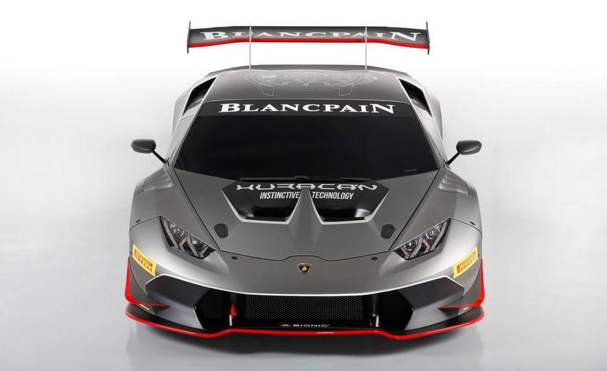 2015 Lamborghini Huracán LP620-2 Super Trofeo - Slide 5