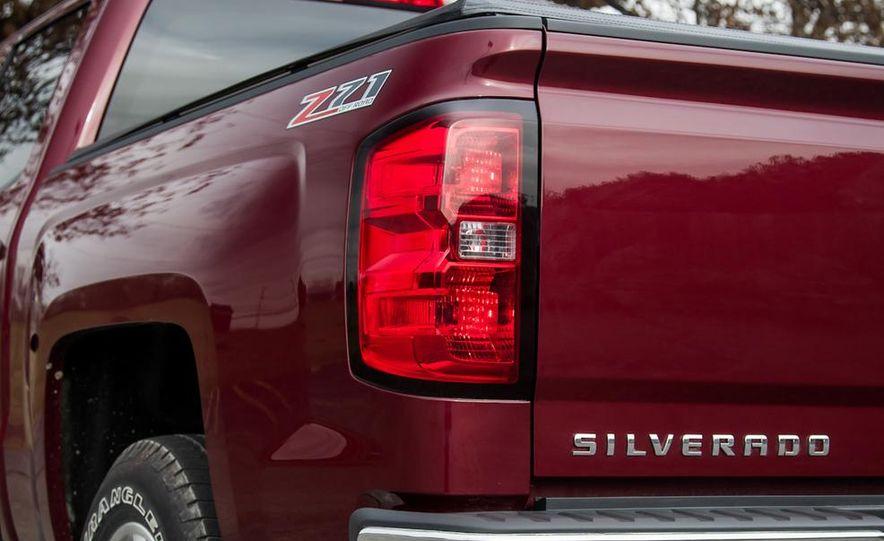 2015 Chevrolet Silverado Rally Edition - Slide 48