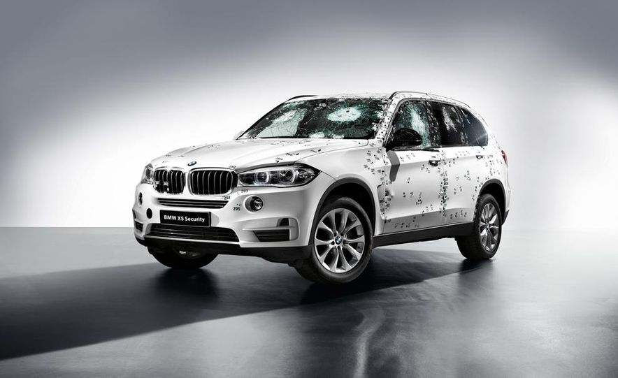 2015 BMW X5 Security Plus - Slide 1