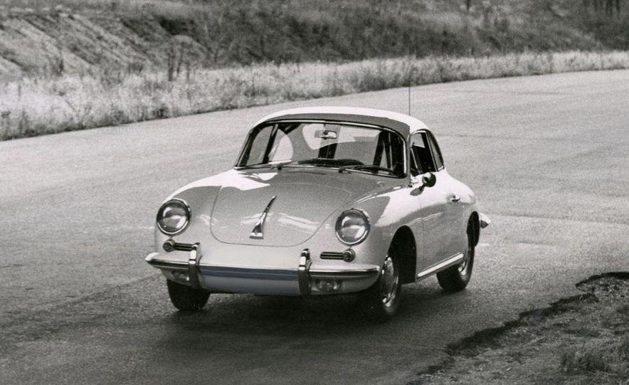 1963 Porsche 356B 1600 Super - Slide 1