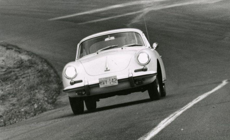 1963 Porsche 356B 1600 Super - Slide 2