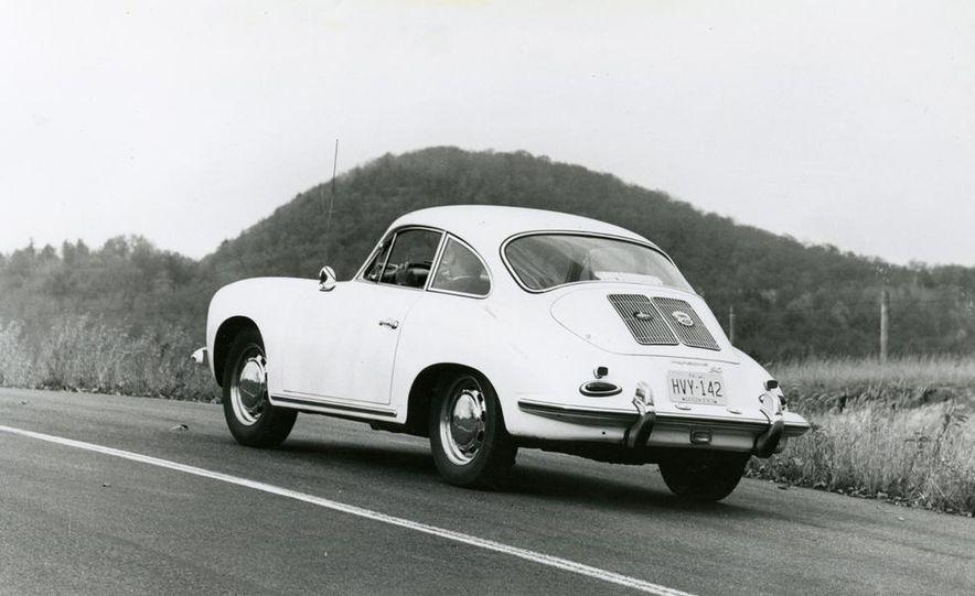 1963 Porsche 356B 1600 Super - Slide 3