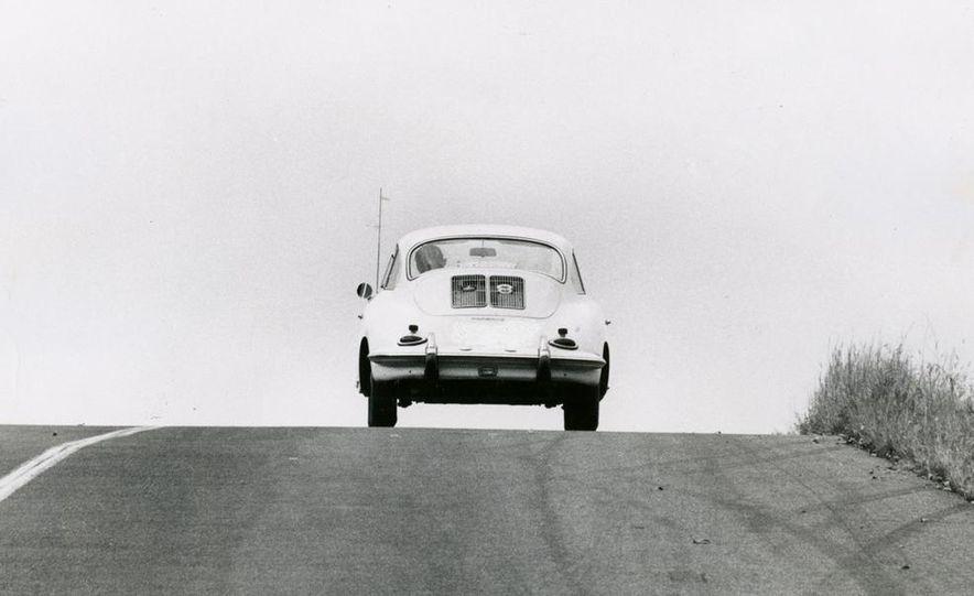 1963 Porsche 356B 1600 Super - Slide 4