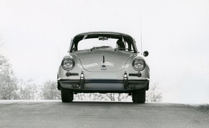 1963 Porsche 356B 1600 Super - Slide 5