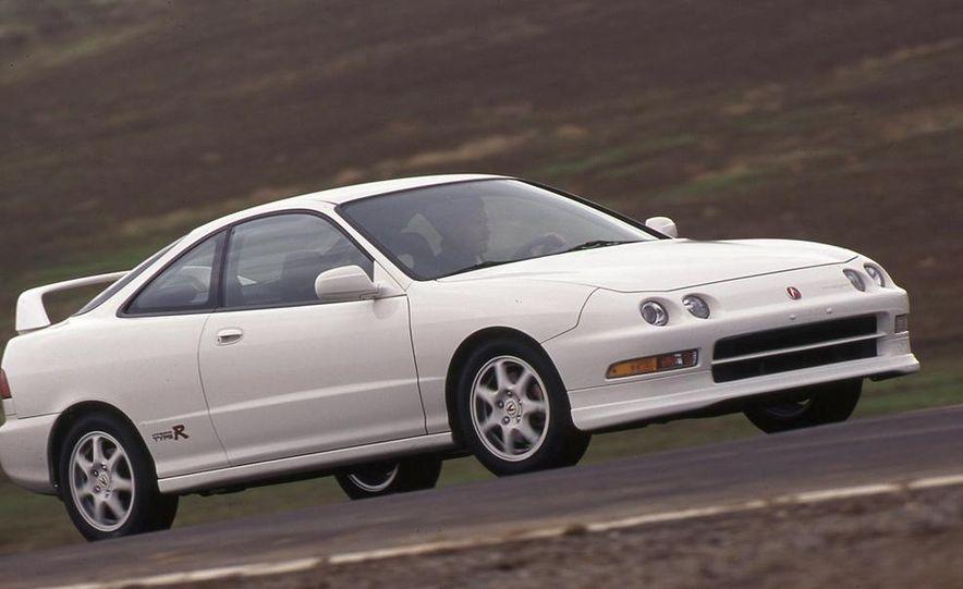 1997 Acura Integra Type R - Slide 1