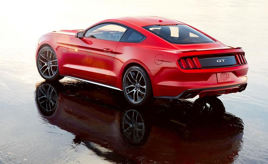 2015 Ford Mustang Begins Production at Flat Rock Assembly Plant - Slide 34