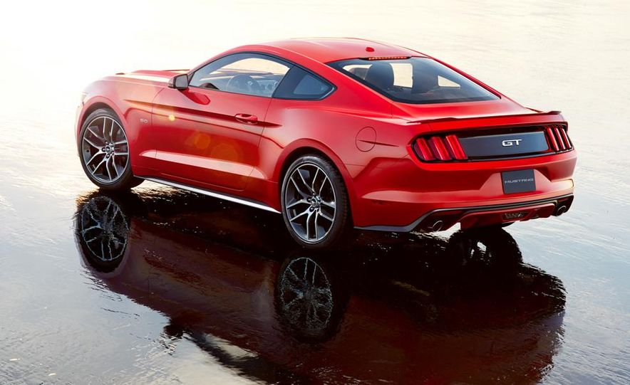 2015 Ford Mustang Begins Production at Flat Rock Assembly Plant - Slide 35