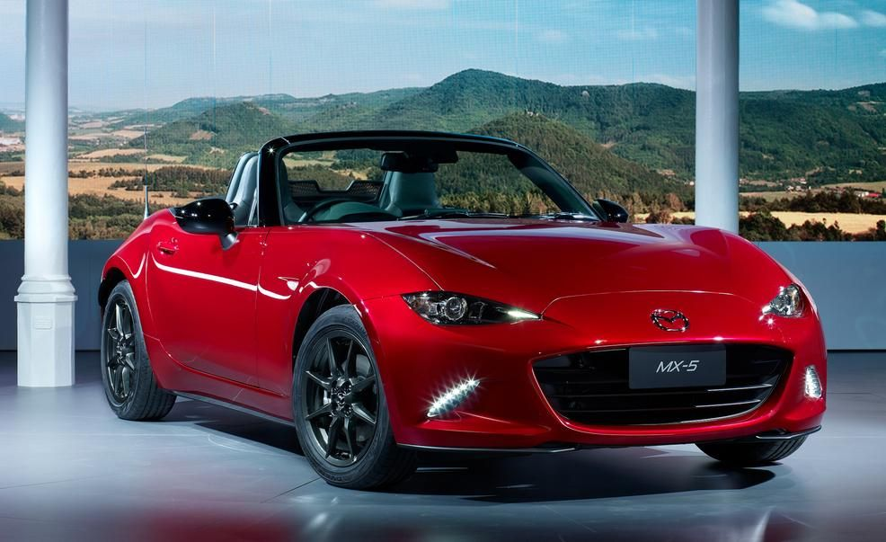7 Things We Learned About the 2016 Mazda MX5 Miata  News  Car