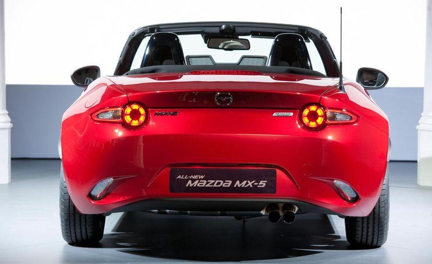 2016 Mazda MX-5 Miata - Slide 5