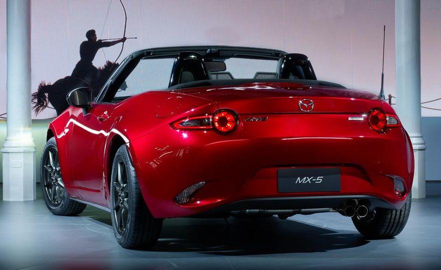 2016 Mazda MX-5 Miata - Slide 6