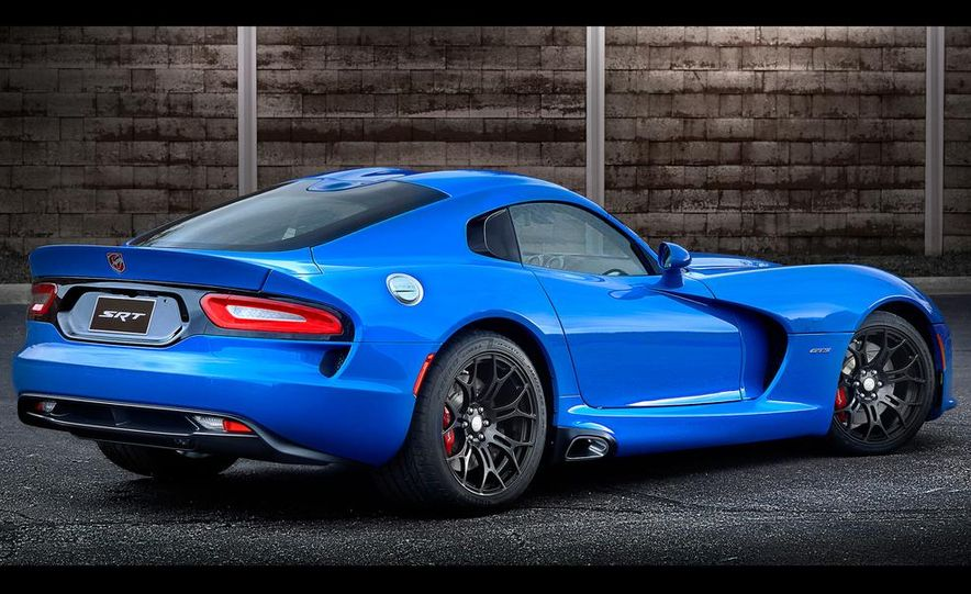 2015 Dodge Viper SRT - Slide 12