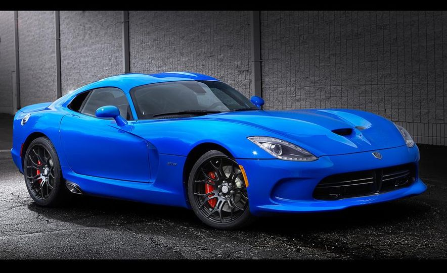 2015 Dodge Viper SRT - Slide 11