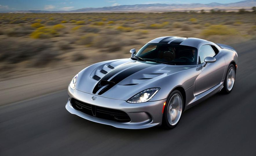 2015 Dodge Viper SRT - Slide 1
