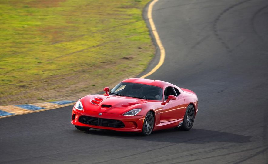 2015 Dodge Viper SRT - Slide 7