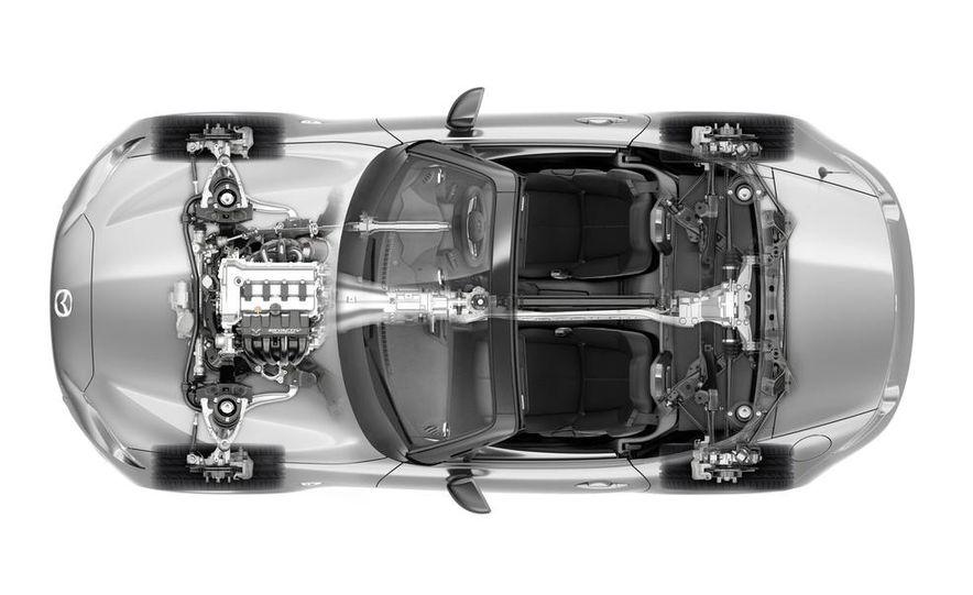 Mazda MX-5 Miata shooting brake (artist's rendering) - Slide 14