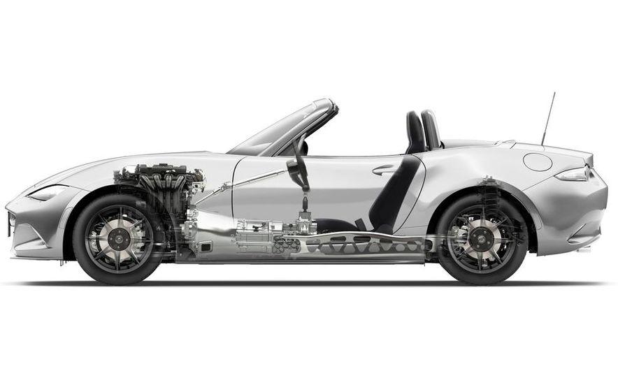 Mazda MX-5 Miata shooting brake (artist's rendering) - Slide 15