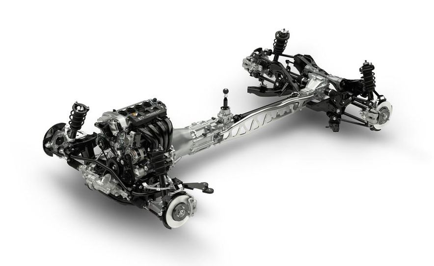 Mazda MX-5 Miata shooting brake (artist's rendering) - Slide 16