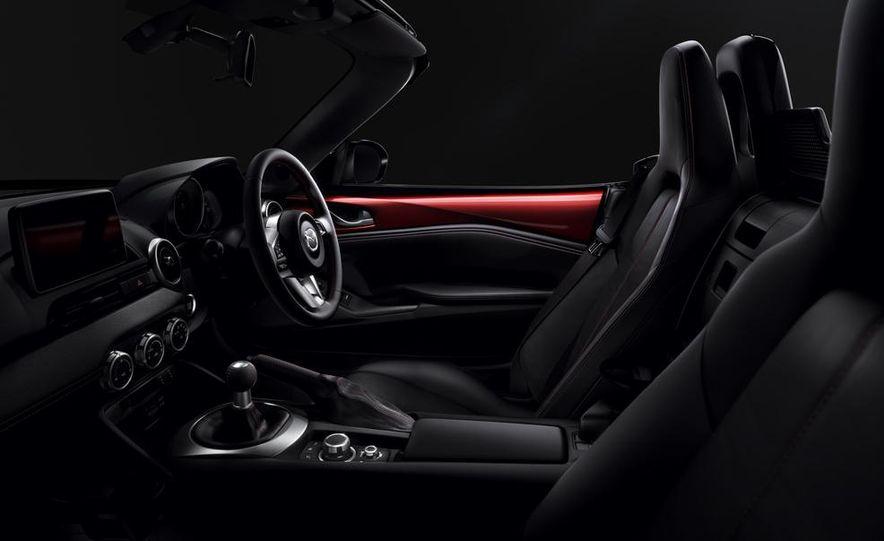 Mazda MX-5 Miata shooting brake (artist's rendering) - Slide 13