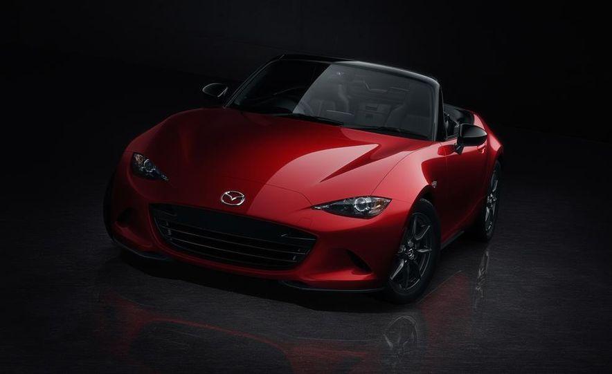 Mazda MX-5 Miata shooting brake (artist's rendering) - Slide 4