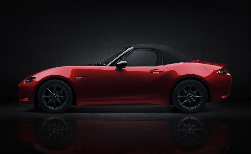 Mazda MX-5 Miata shooting brake (artist's rendering) - Slide 7