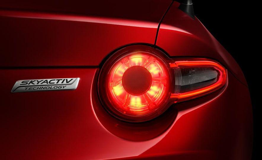 Mazda MX-5 Miata shooting brake (artist's rendering) - Slide 10