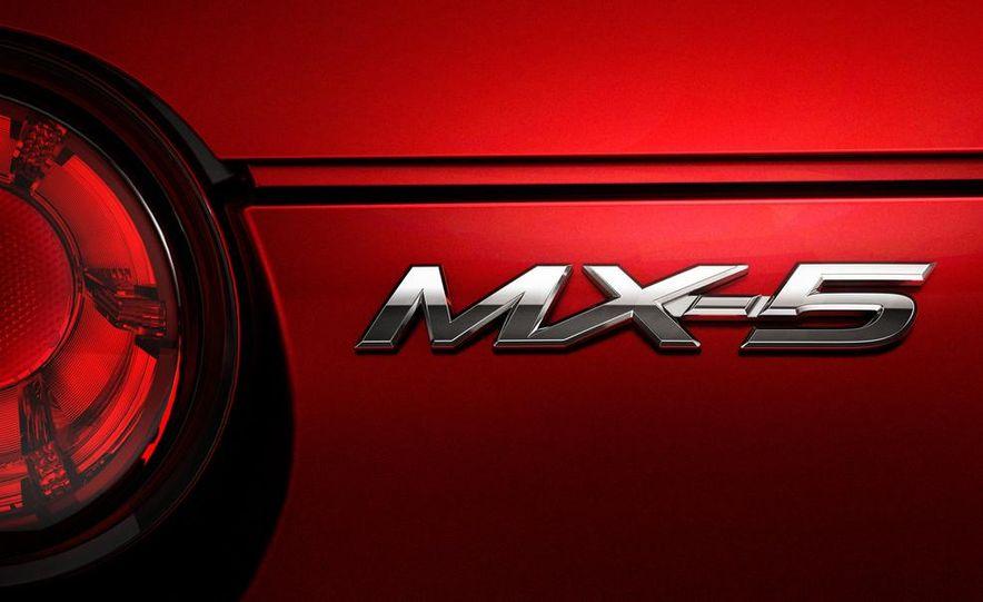 Mazda MX-5 Miata shooting brake (artist's rendering) - Slide 11