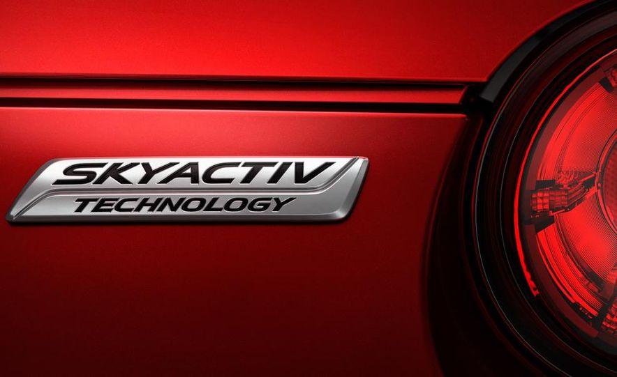 Mazda MX-5 Miata shooting brake (artist's rendering) - Slide 12