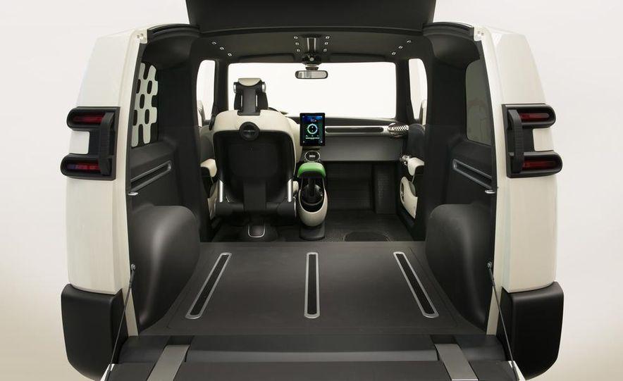 Toyota U2 concept - Slide 9