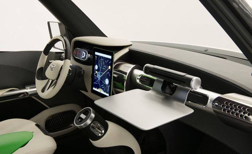 Toyota U2 concept - Slide 12