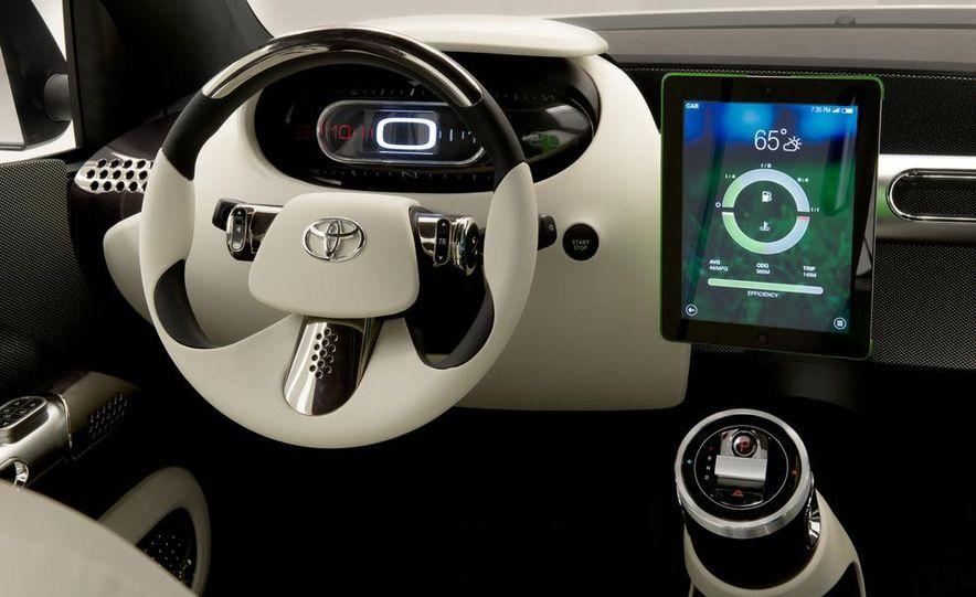 Toyota U2 concept - Slide 13