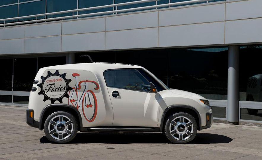 Toyota U2 concept - Slide 6