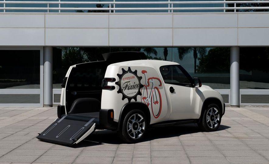 Toyota U2 concept - Slide 7