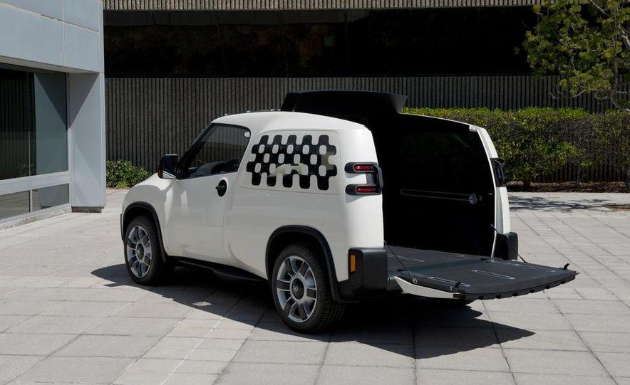 Toyota U2 concept - Slide 8