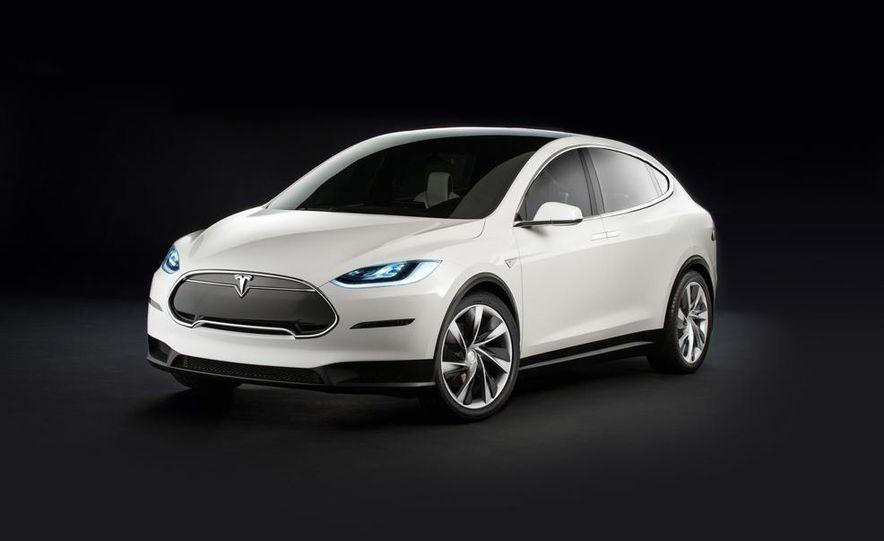 2015 Tesla Model X - Slide 1