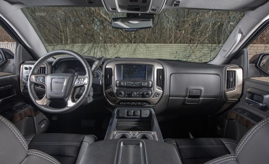 2015 GMC Sierra 1500 Carbon Edition - Slide 34