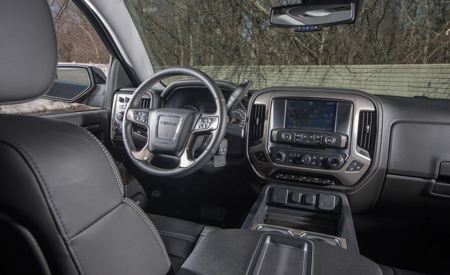 2015 GMC Sierra 1500 Carbon Edition - Slide 35