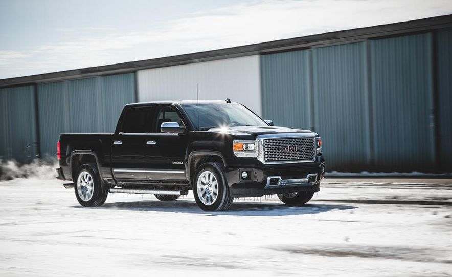 2015 GMC Sierra 1500 Carbon Edition - Slide 5