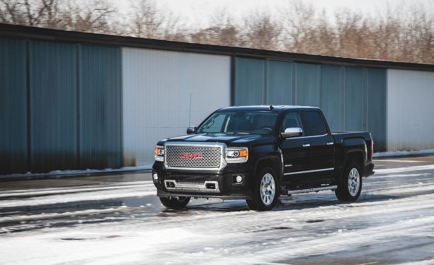 2015 GMC Sierra 1500 Carbon Edition - Slide 7