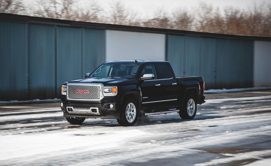 2015 GMC Sierra 1500 Carbon Edition - Slide 8