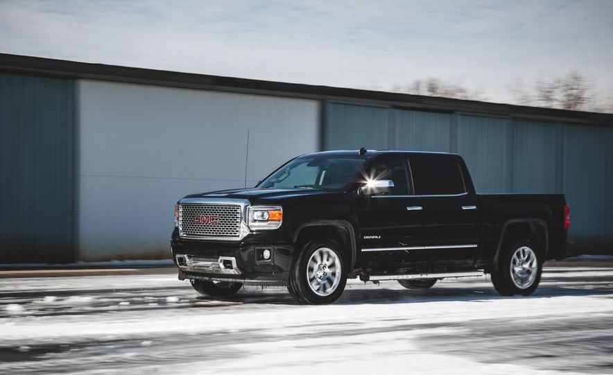 2015 GMC Sierra 1500 Carbon Edition - Slide 9