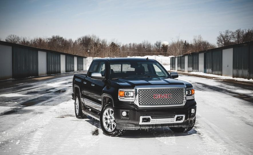 2015 GMC Sierra 1500 Carbon Edition - Slide 19