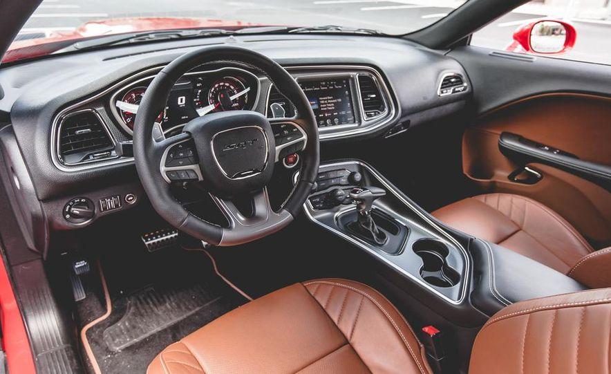 2015 Dodge Challenger SRT Hellcat - Slide 43