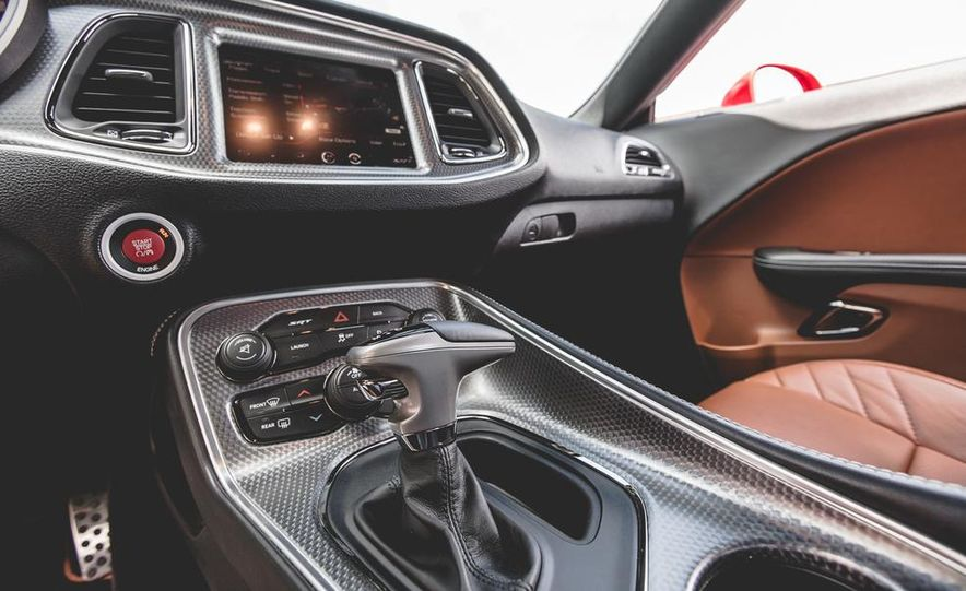 2015 Dodge Challenger SRT Hellcat - Slide 57