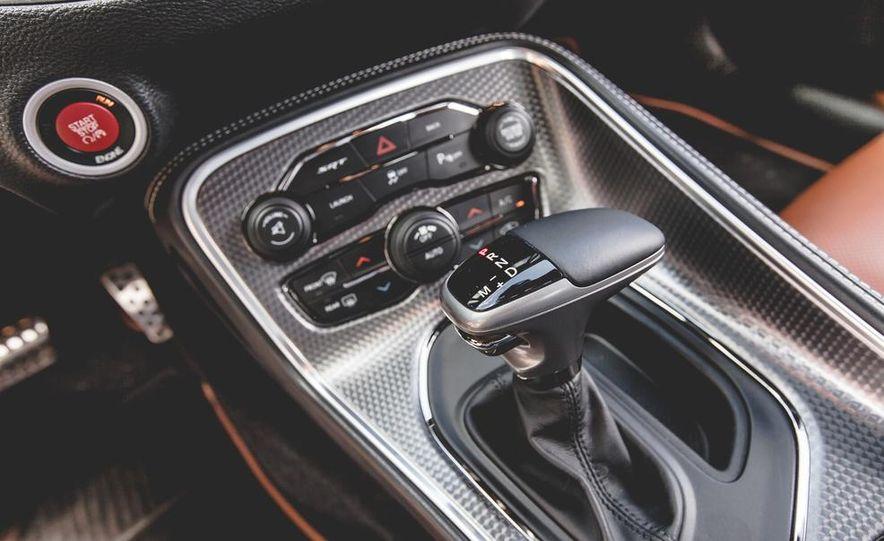 2015 Dodge Challenger SRT Hellcat - Slide 60