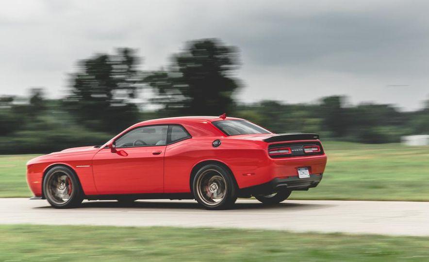 2015 Dodge Challenger SRT Hellcat - Slide 26