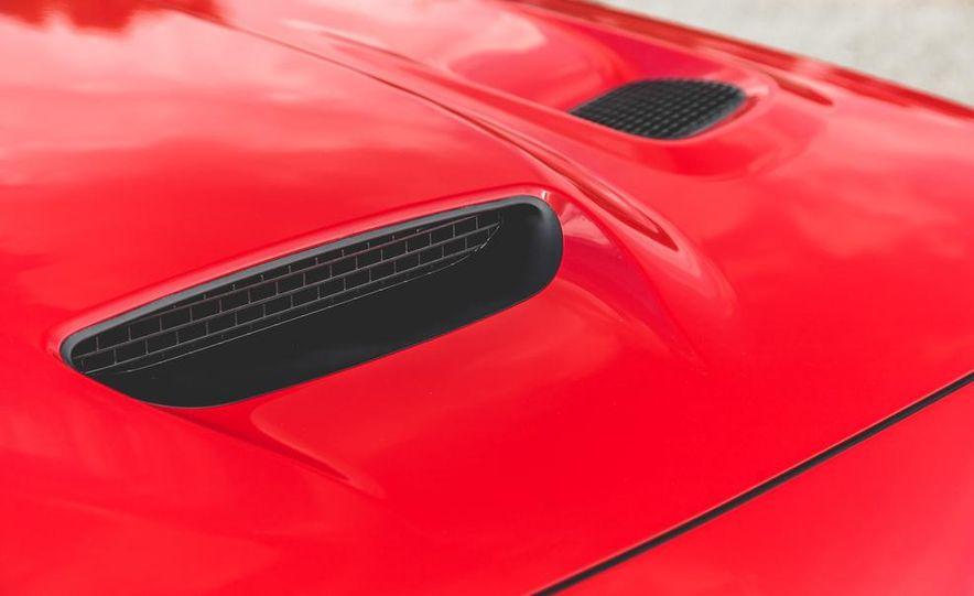 2015 Dodge Challenger SRT Hellcat - Slide 34