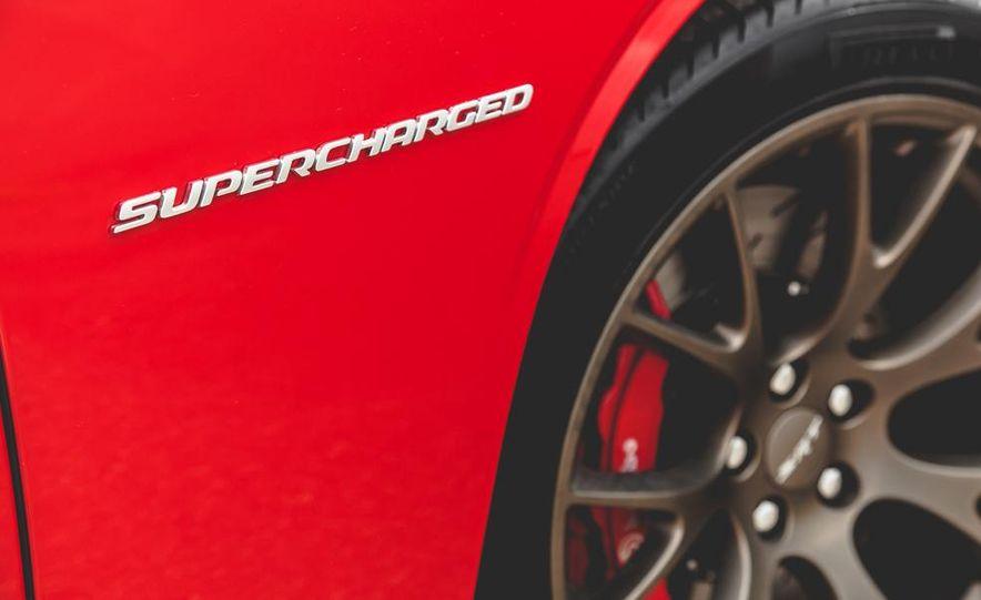 2015 Dodge Challenger SRT Hellcat - Slide 36