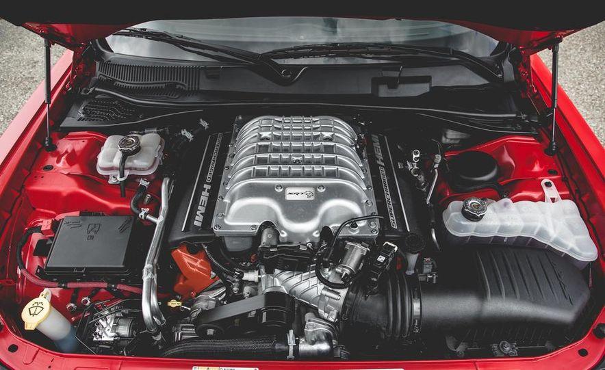 2015 Dodge Challenger SRT Hellcat - Slide 63